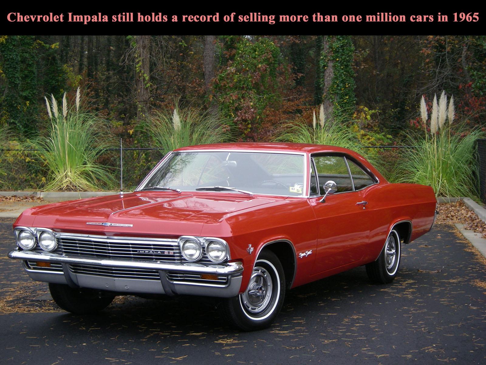 chevrolet, chevy impala, chevy red