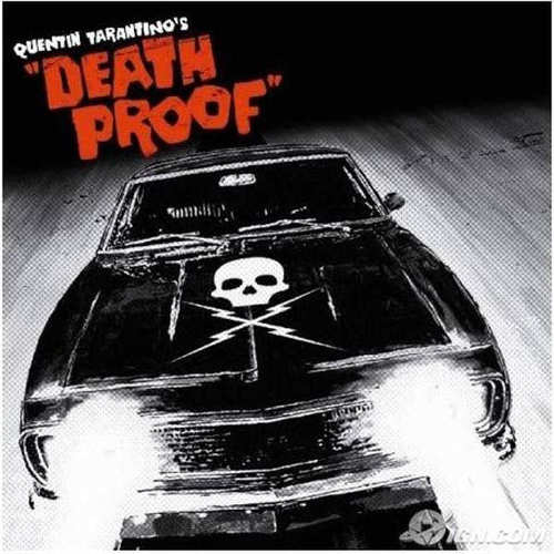 Death Proof movie, Death Proof car, 1971 Chevy Nova SS 396, Chevy Nova