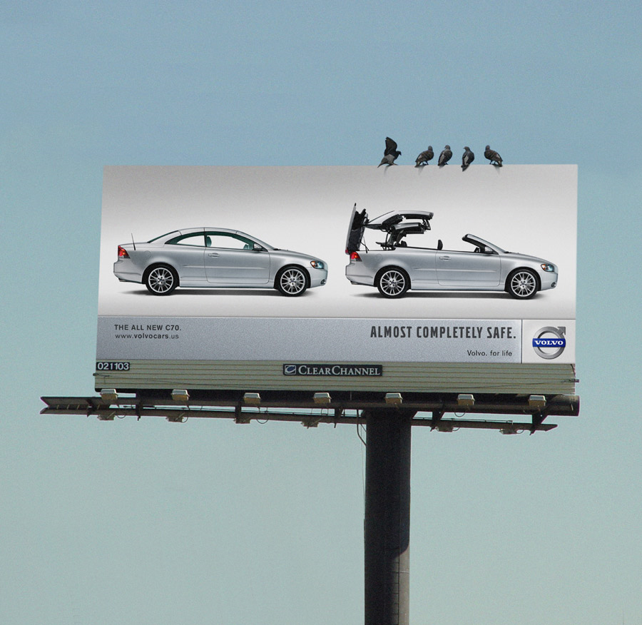 The Best Car Advertising Billboards Ever