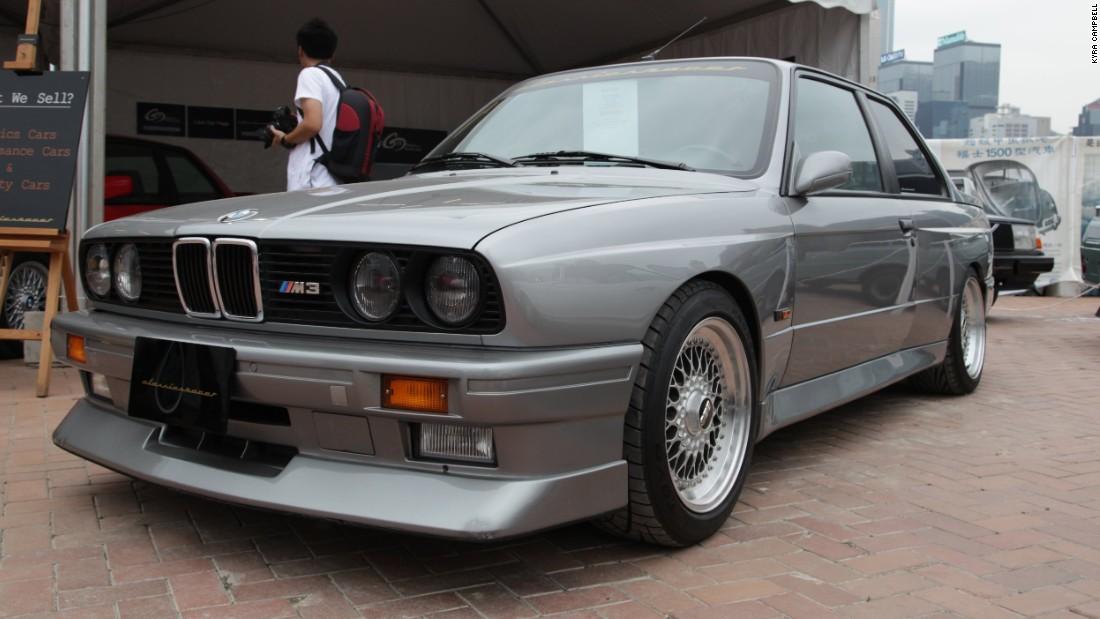 Rare cars at Hong Kong Classic Auto Show