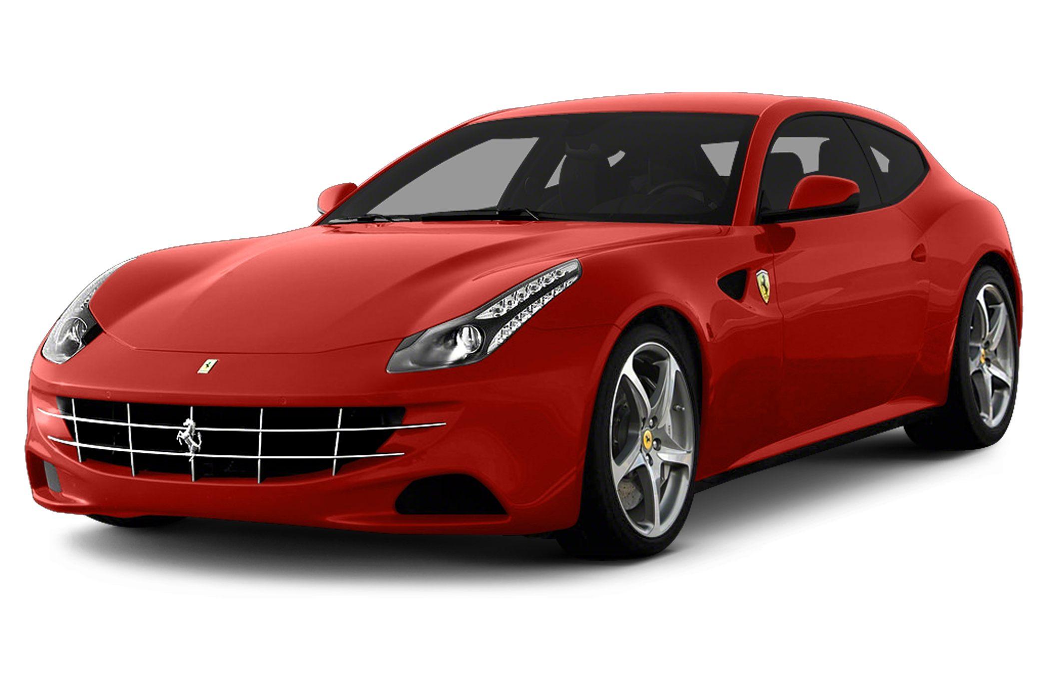 An Eyebrow Raising Off Road Variant Of The Ferrari Ff