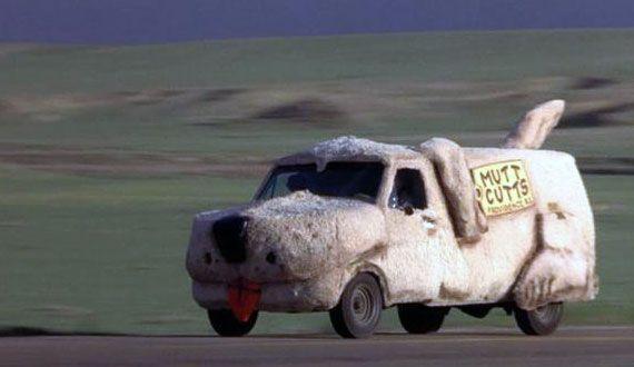 Dumb and Dumber, Dumb and Dumber movie, Dumb and Dumber car
