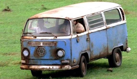 Lost series, Lost series car, Volkswagen T2a, Volkswagen