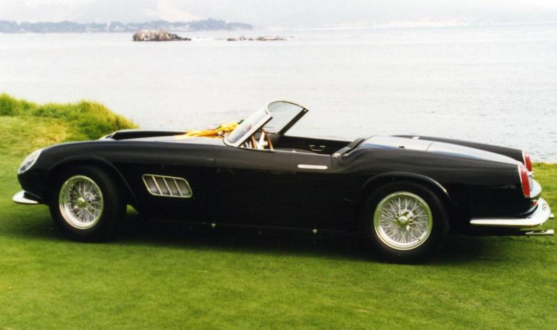 Ferrari 250 GT California Spyder, Ferrari California Spyder, Ferrari 250 , Ferrari