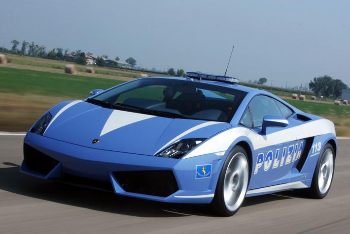 Lamborghini Gallardo, Lamborghini Gallardo blue, Lamborghini blue, Lamborghini Gallardo police