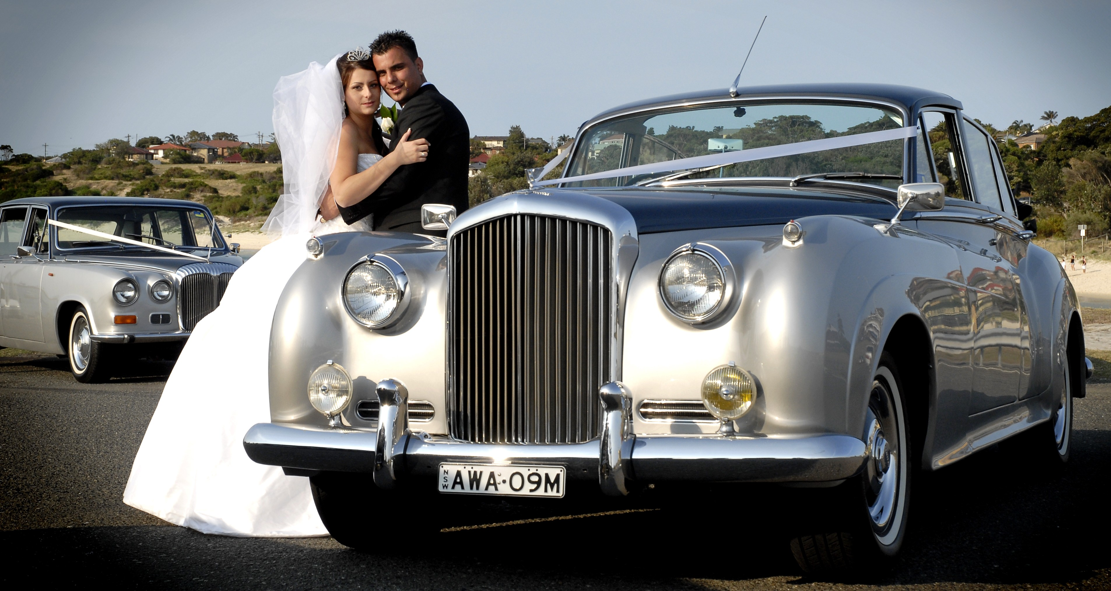 Vintage Car Hire Sydney Weddings - Engagement Rings & Jewellery
