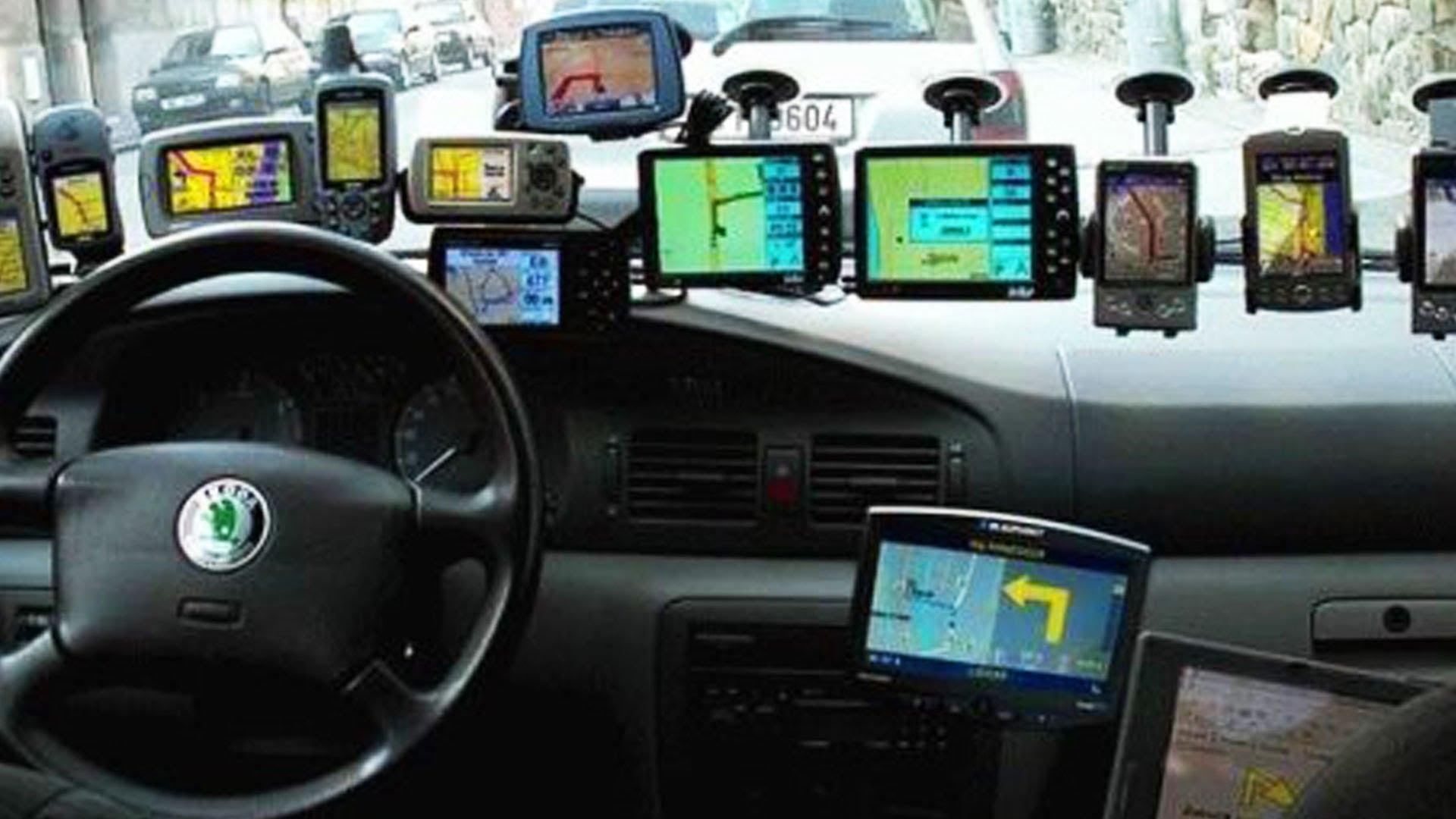 GPS navigators,  GPS fails