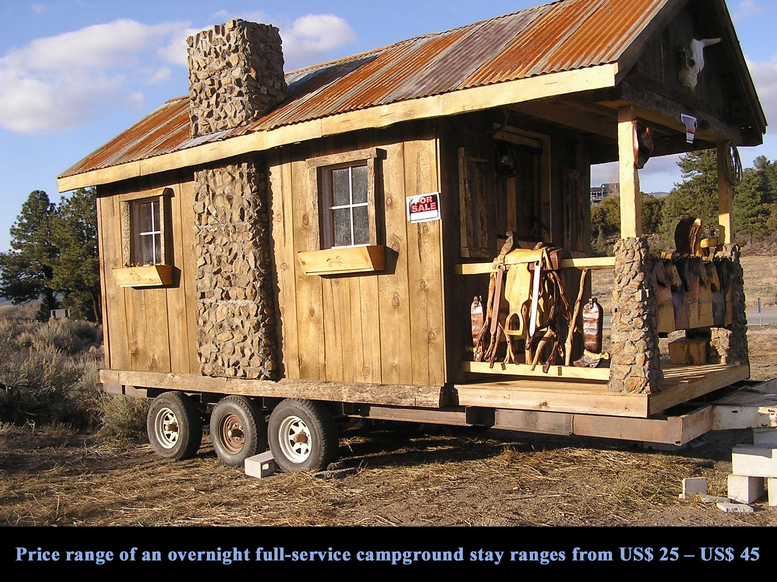 house on wheels, price rv