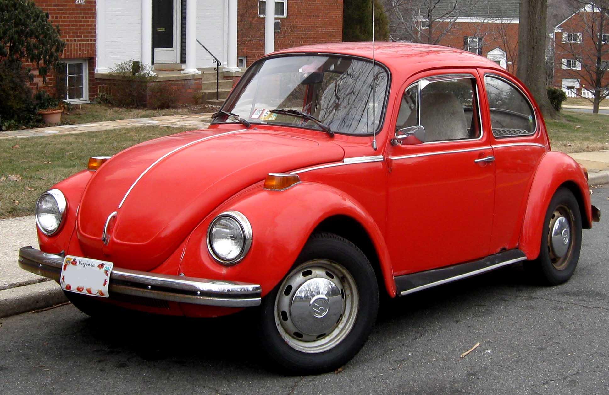 Volkswagen Beetle, Volkswagen Beetle red, Volkswagen Beetle buy