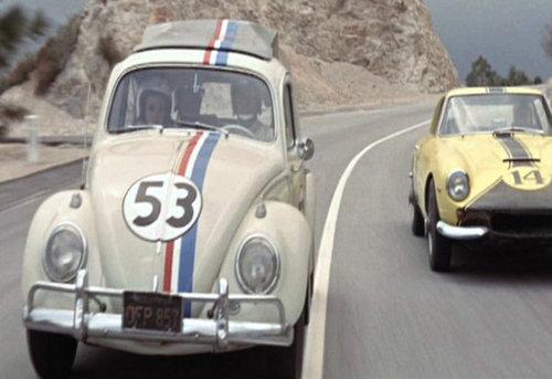 The Love Bug, The Love Bug  car, Herbie