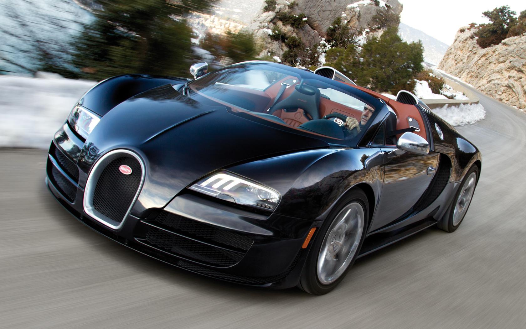 side airbags, stability control, bugatti