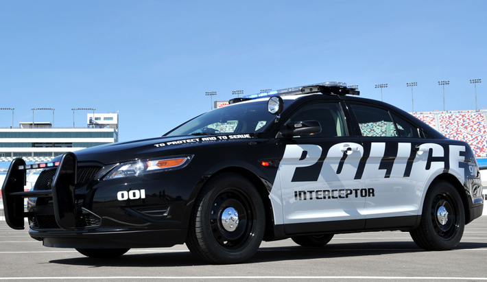 Ford Police Interceptor, Ford Police car, Ford Interceptor
