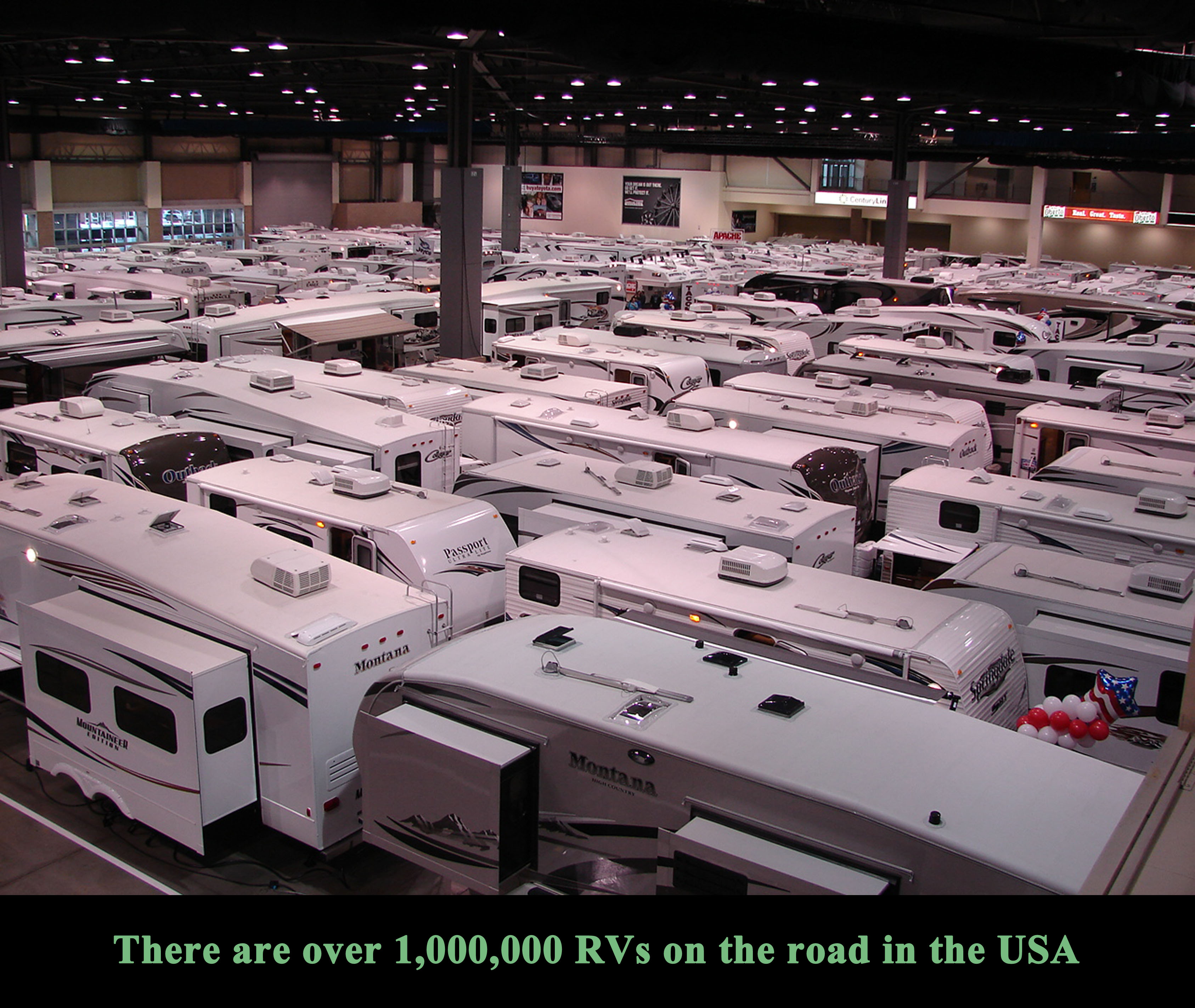 rv cars usa