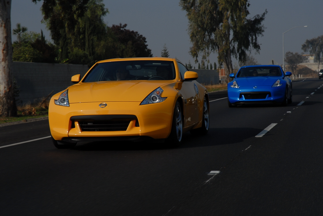 boy racer,  automobile, auto,  audio system,  drive slowly, blue car, yellow car