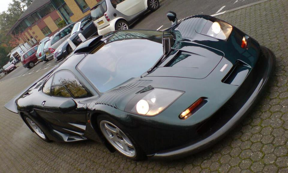 Mc Laren F1, Mc Laren car