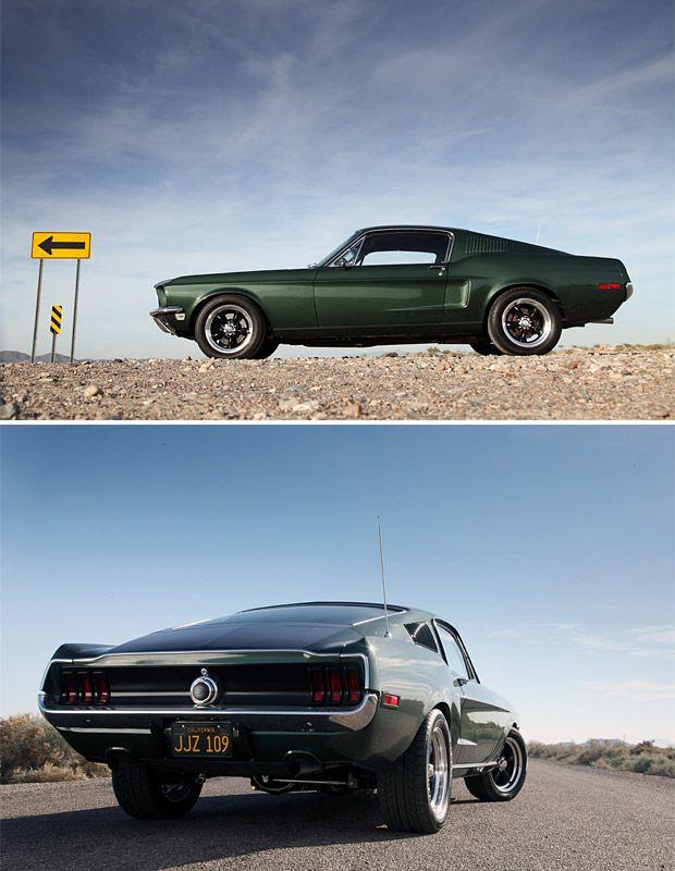 Gateway movie, Gateway movie car, Classic Mustang car