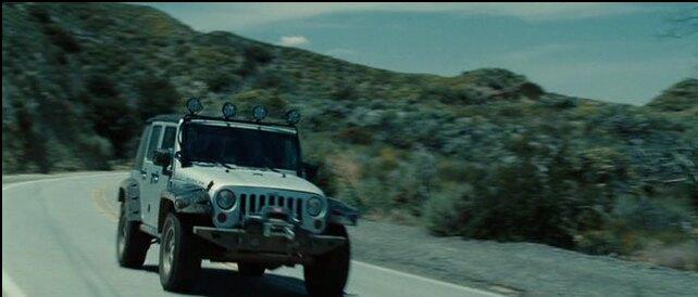 Twilight saga, Twilight movie, Twilight car, Jeep Wrangler, Jeep