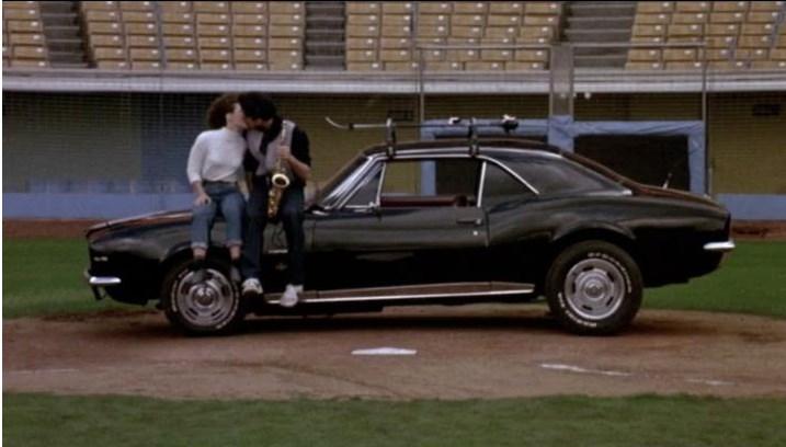 Better Off Dead movie, Better Off Dead car,1967 Camaro