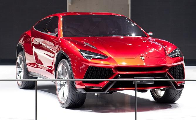 Lamborghini Urus crossover will go on sale in 2018