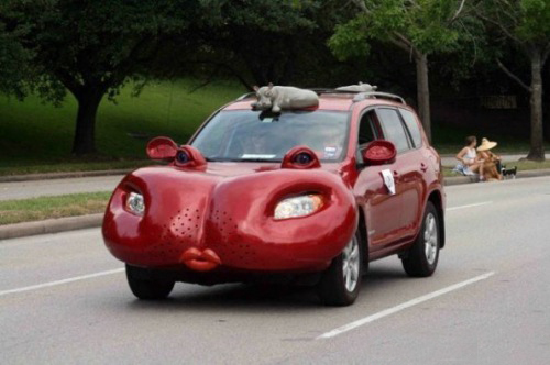 E Hippo Cars Hippo-car