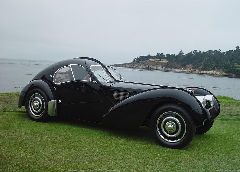Bugatti Type 57SC Atlantic, Bugatti black, Bugatti  car, Bugatti  buy