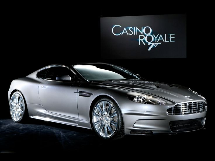 James Bond, James Bond car, James Bond movie, Aston Martin DBS, Aston Martin, casino royale