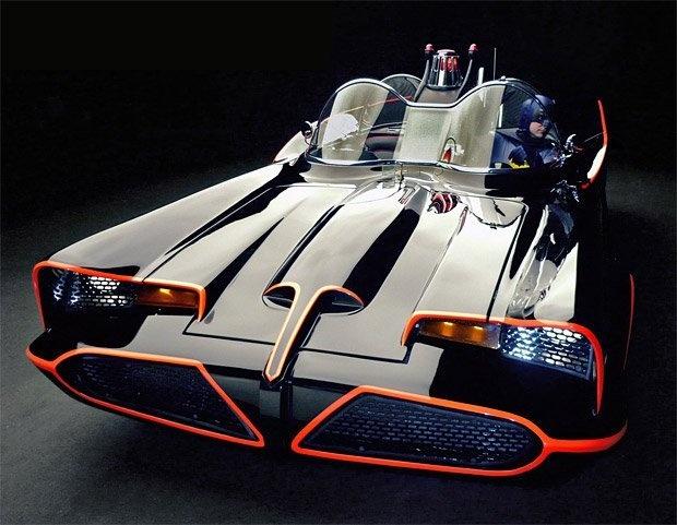 Lincoln Futura, 1966 Batmobile, Batmobile