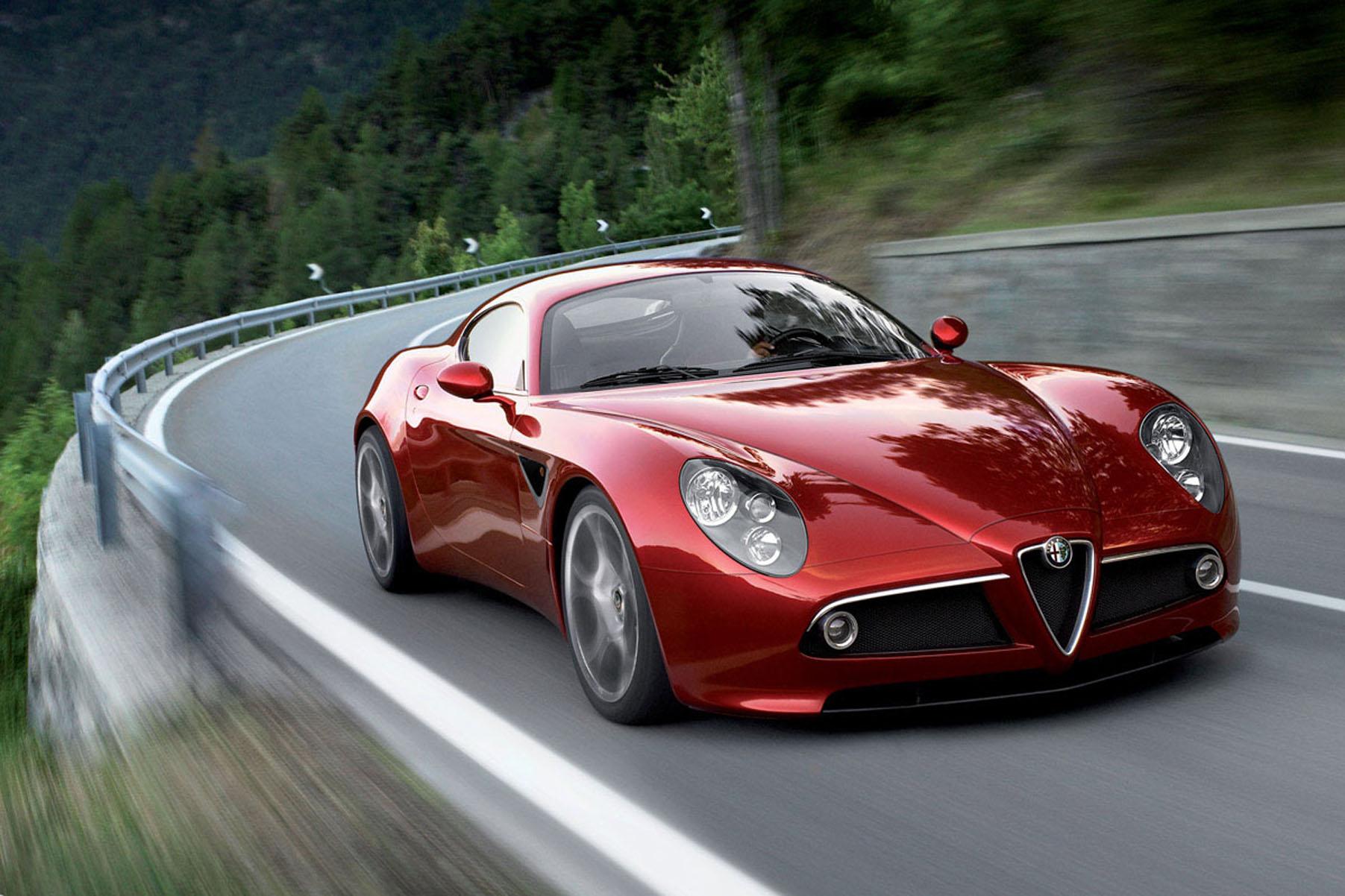 Fiat, ALFA-Romeo, Volkswagen, Toyota, Pisces