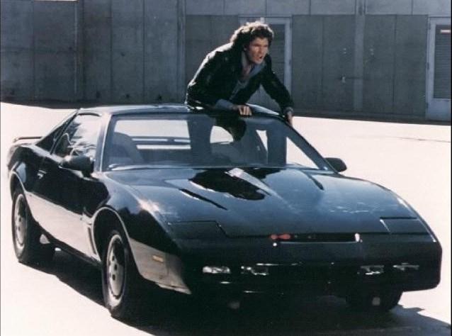 Knight Rider movie, Knight Ridercar, 1982 Pontiac Firebird Trans Am, Pontiac Firebird, geer