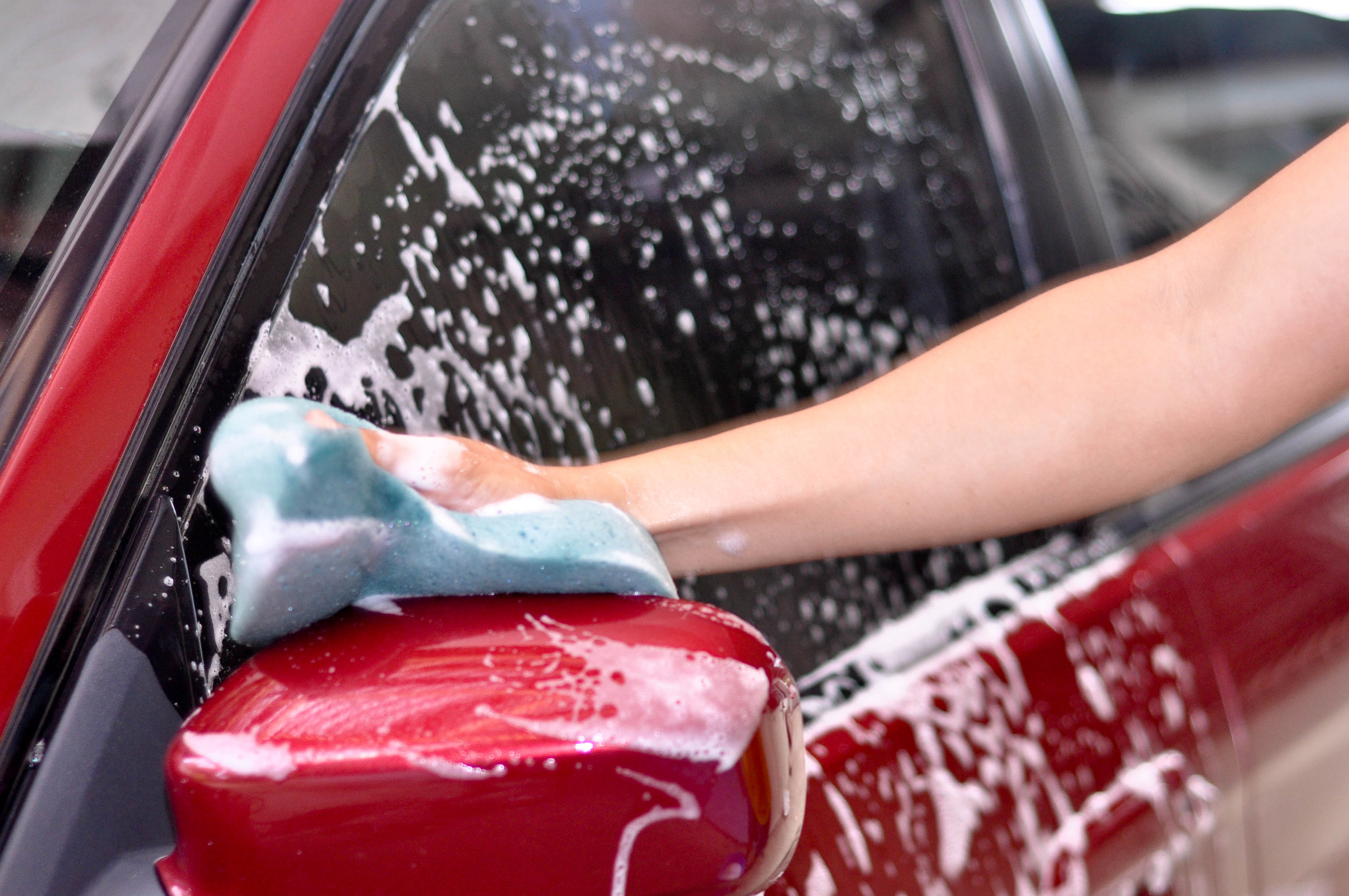 Rojo Car Wash Specials