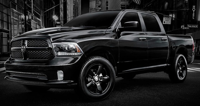 2017 ram 1500 night first drive. Black Bedroom Furniture Sets. Home Design Ideas
