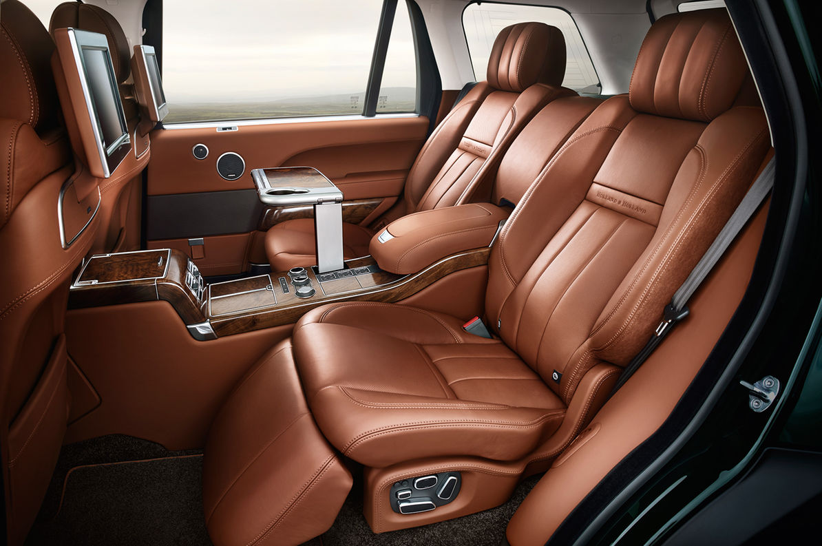 H&H Range Rover