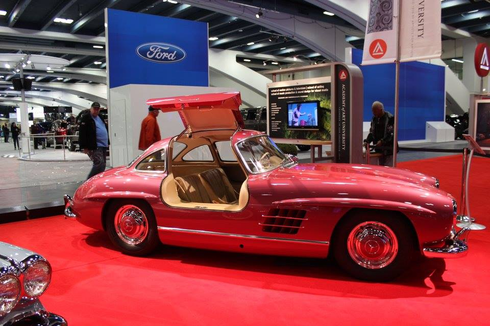 rare Mercedes Gullwing