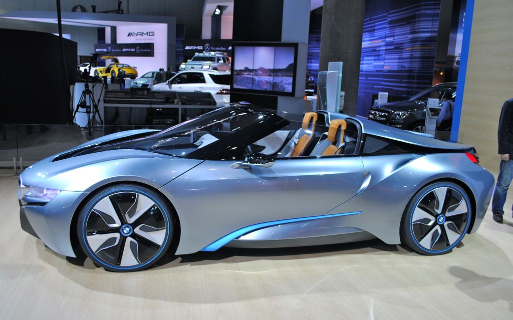 The Concept Bmw I8 Is Ready To Go On Sale