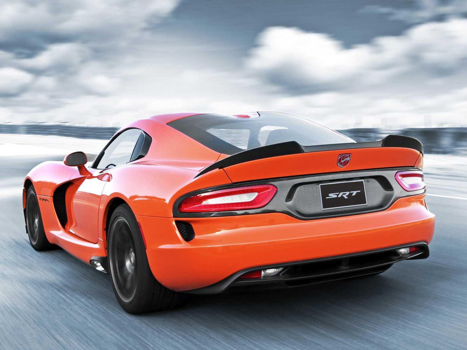 new Dodge Viper