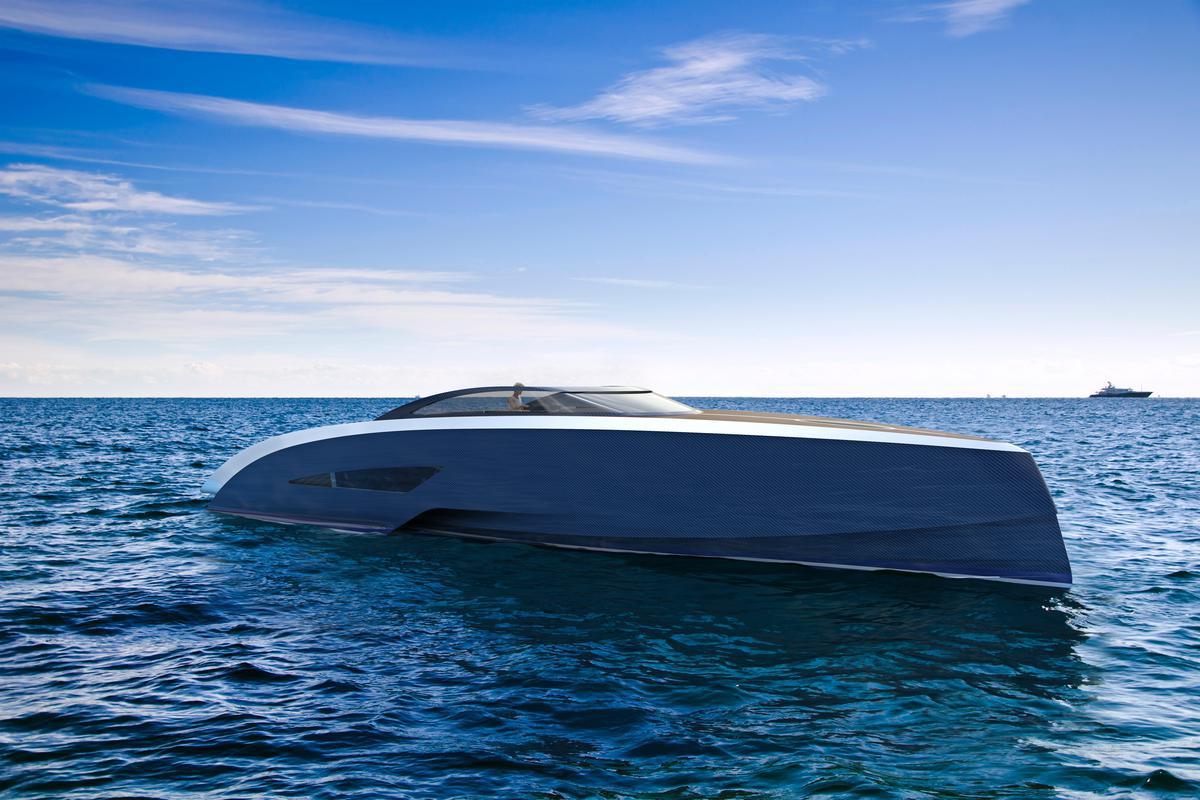 Niniette yacht