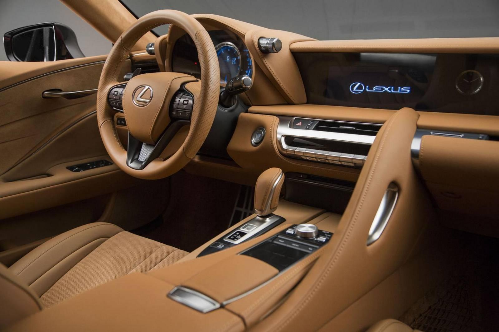 2017 Lexus