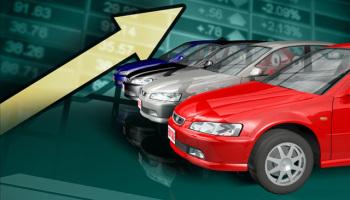 Auto sales rise
