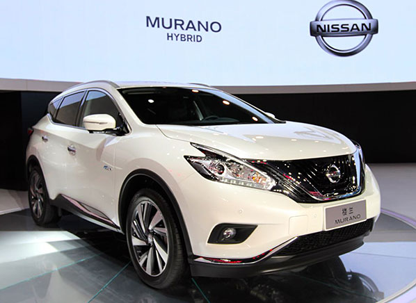 2017.5 Nissan Murano Crossover | Nissan USA