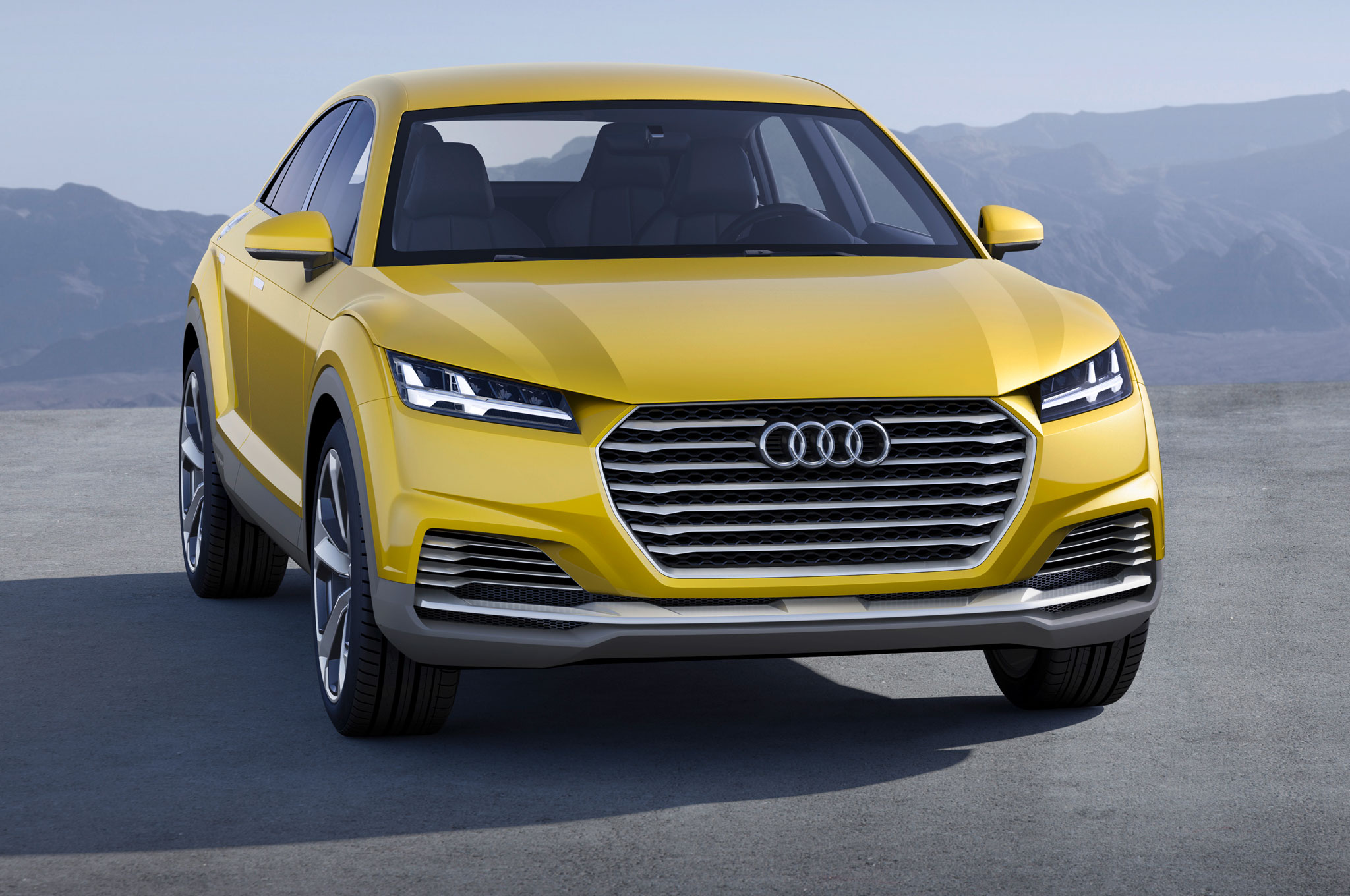 Audi adds Q2 and Q4 to its crossover lineup
