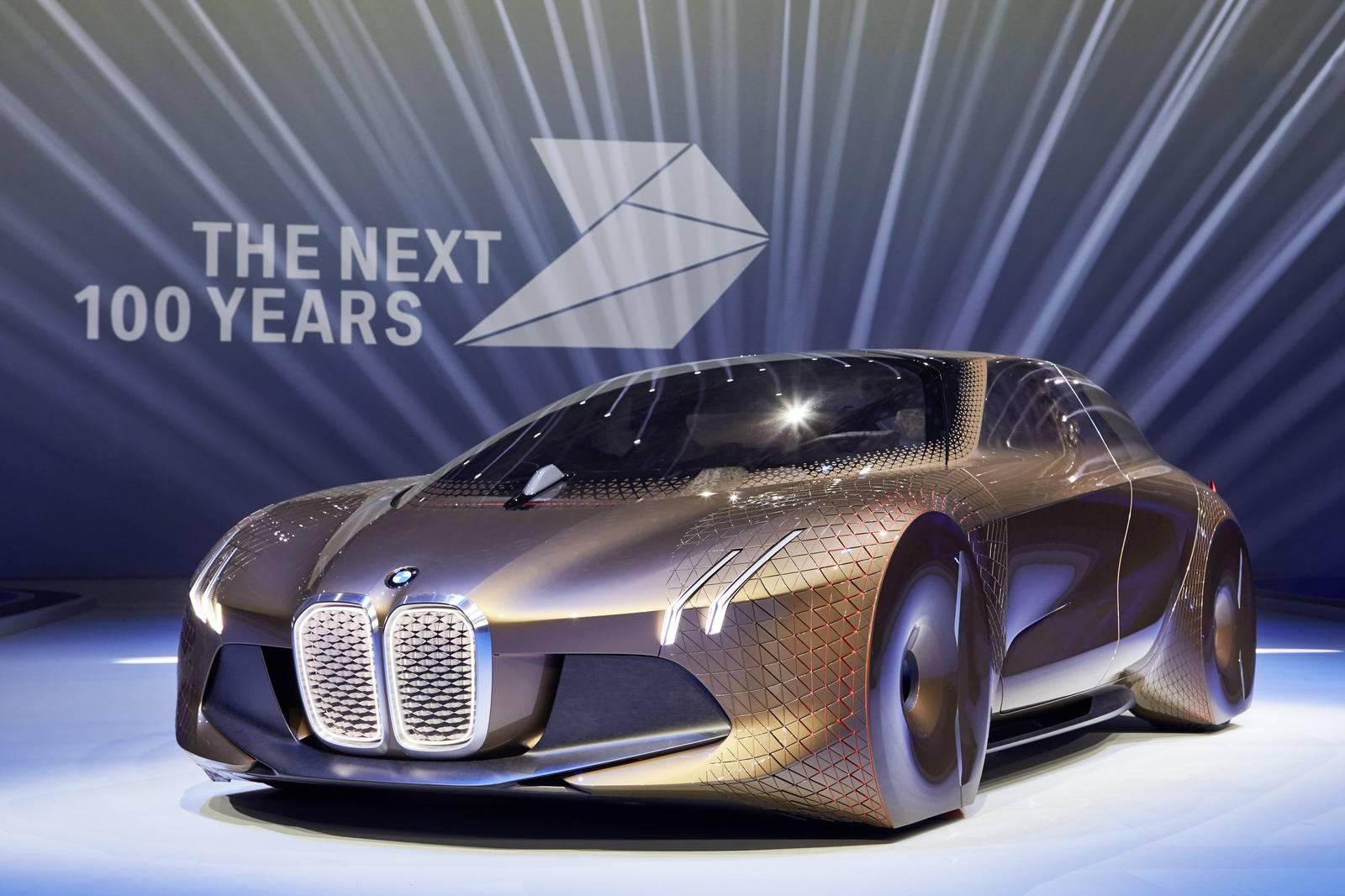 BMW Next Vision