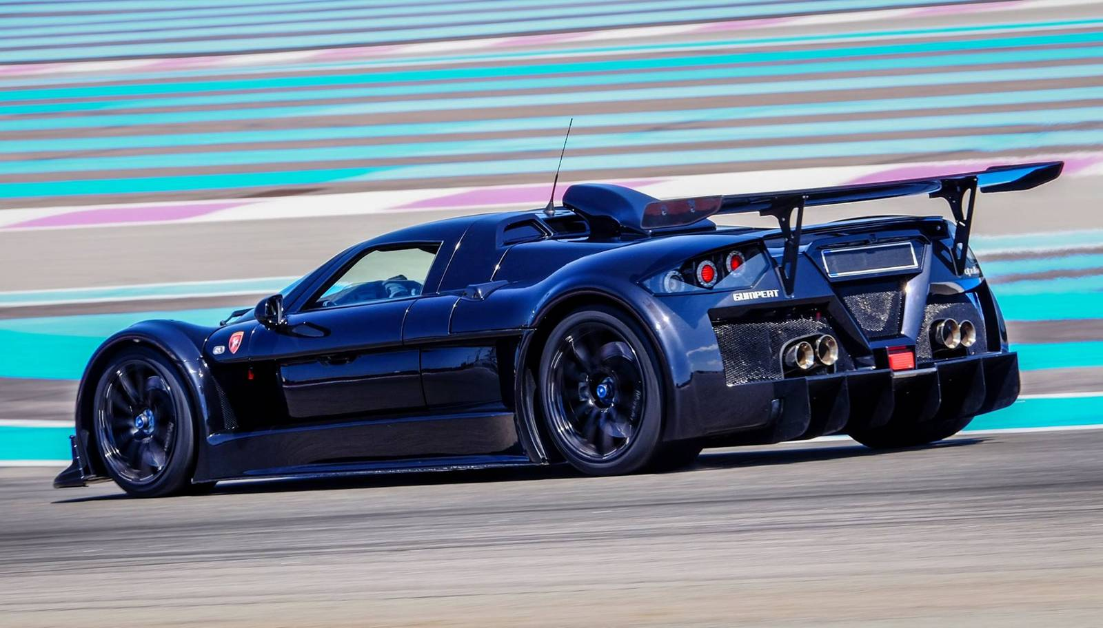 Gumpert supercar