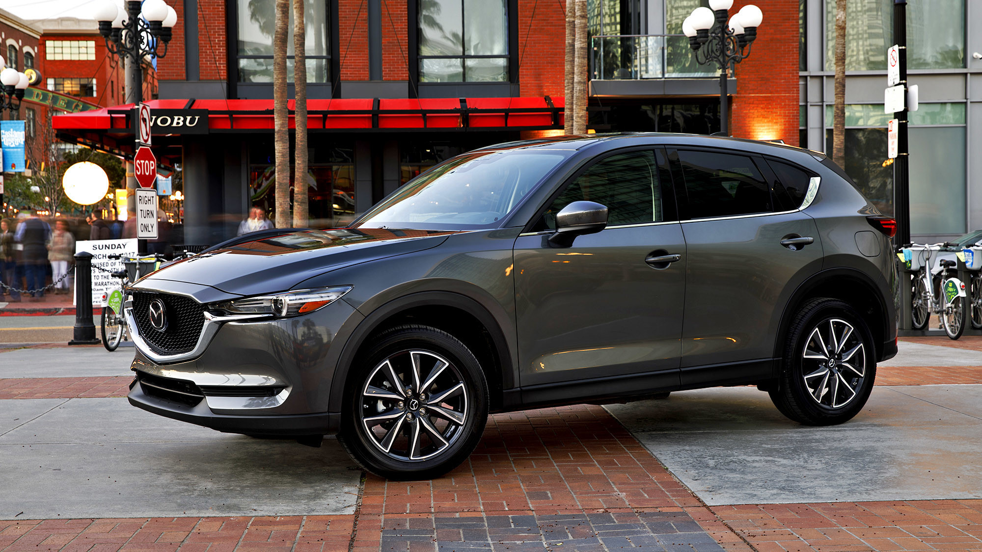 mazda plans to increase sales by adding an suv to its lineup. Black Bedroom Furniture Sets. Home Design Ideas