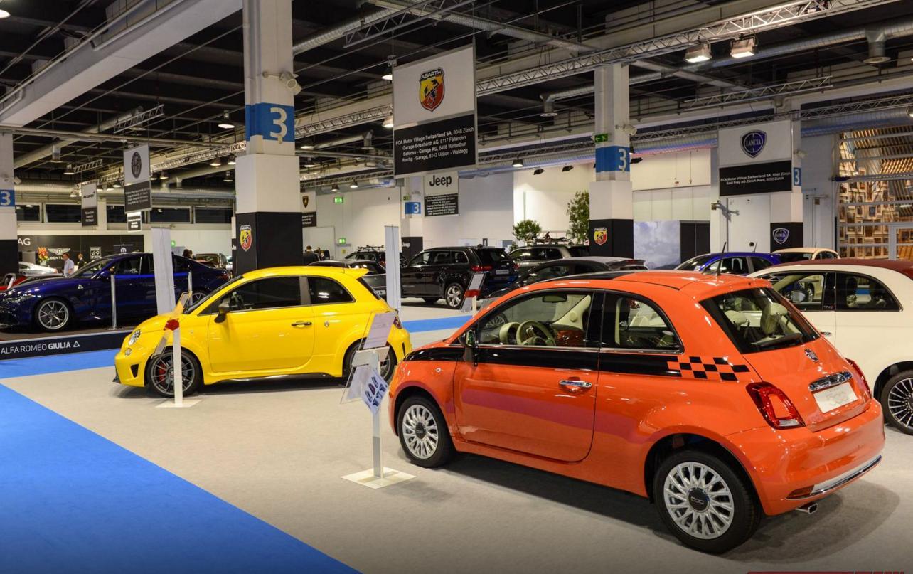 Zurich Auto Show