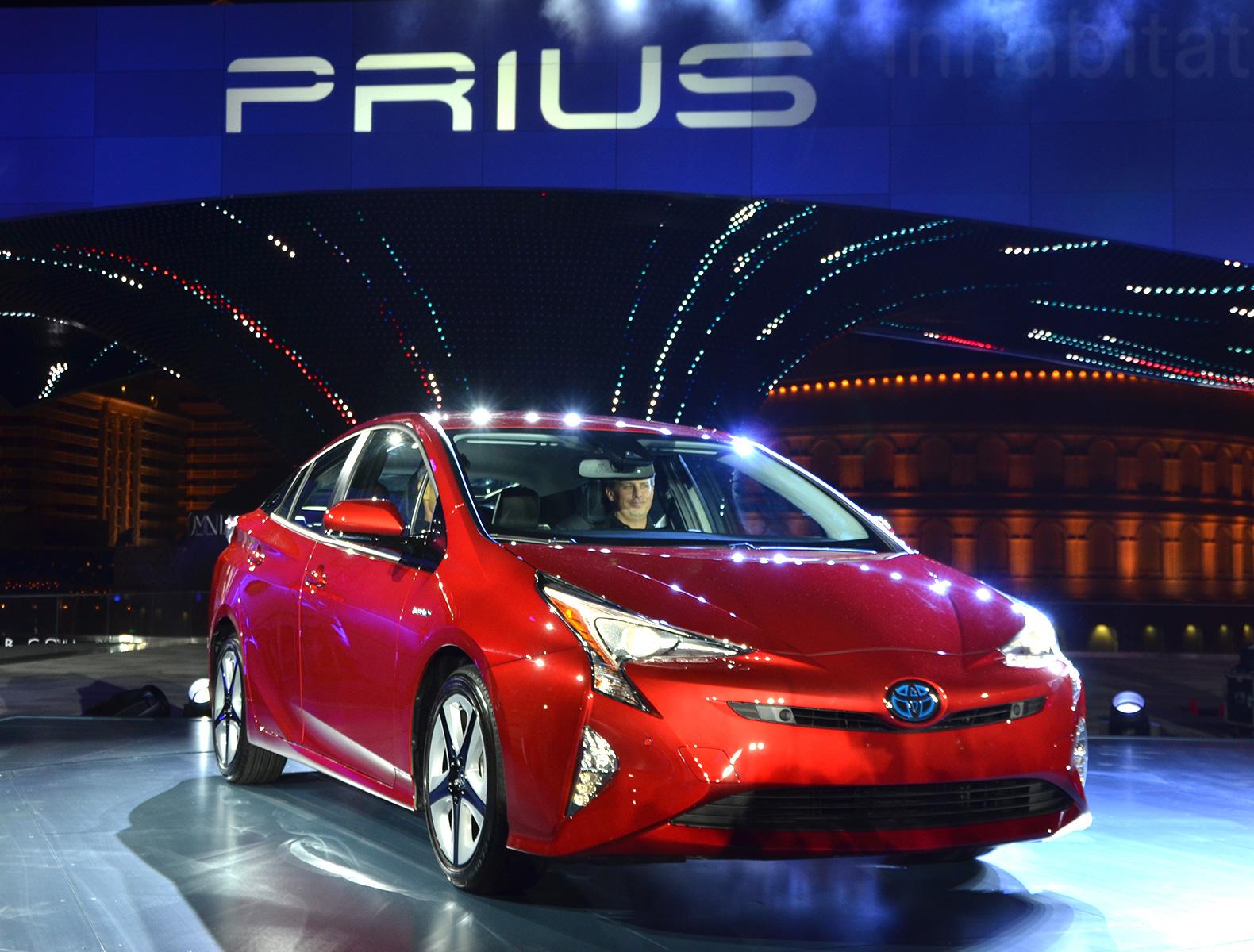 Prius sales