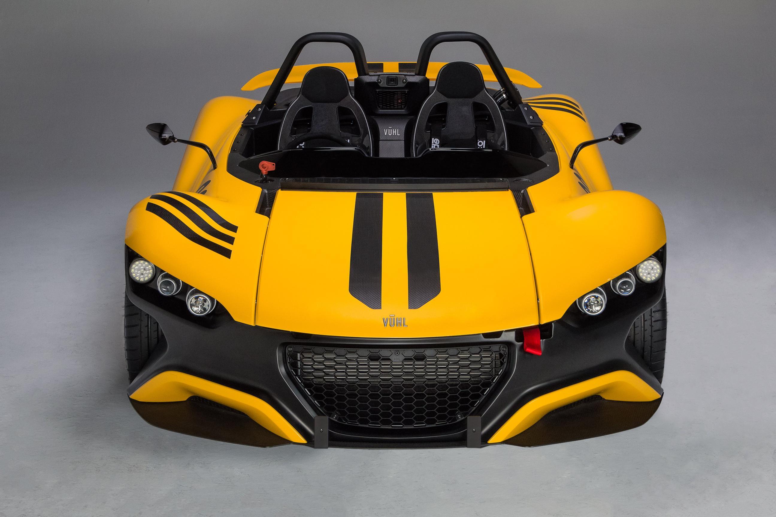 VUHL supercar