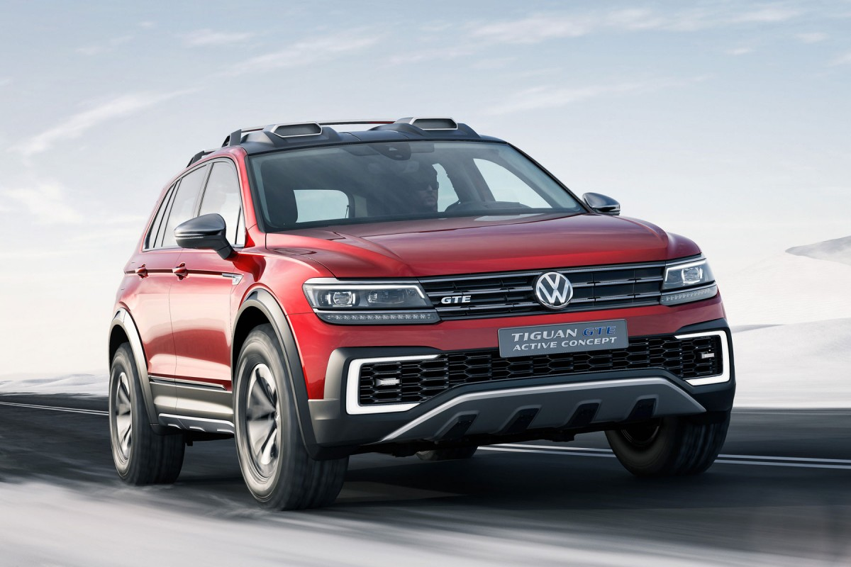 Volkswagen Will Export The Atlas Suv From The Us To Russia