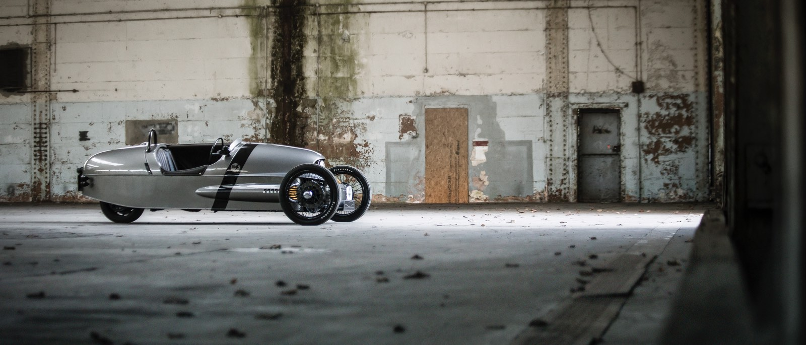 electric Morgan