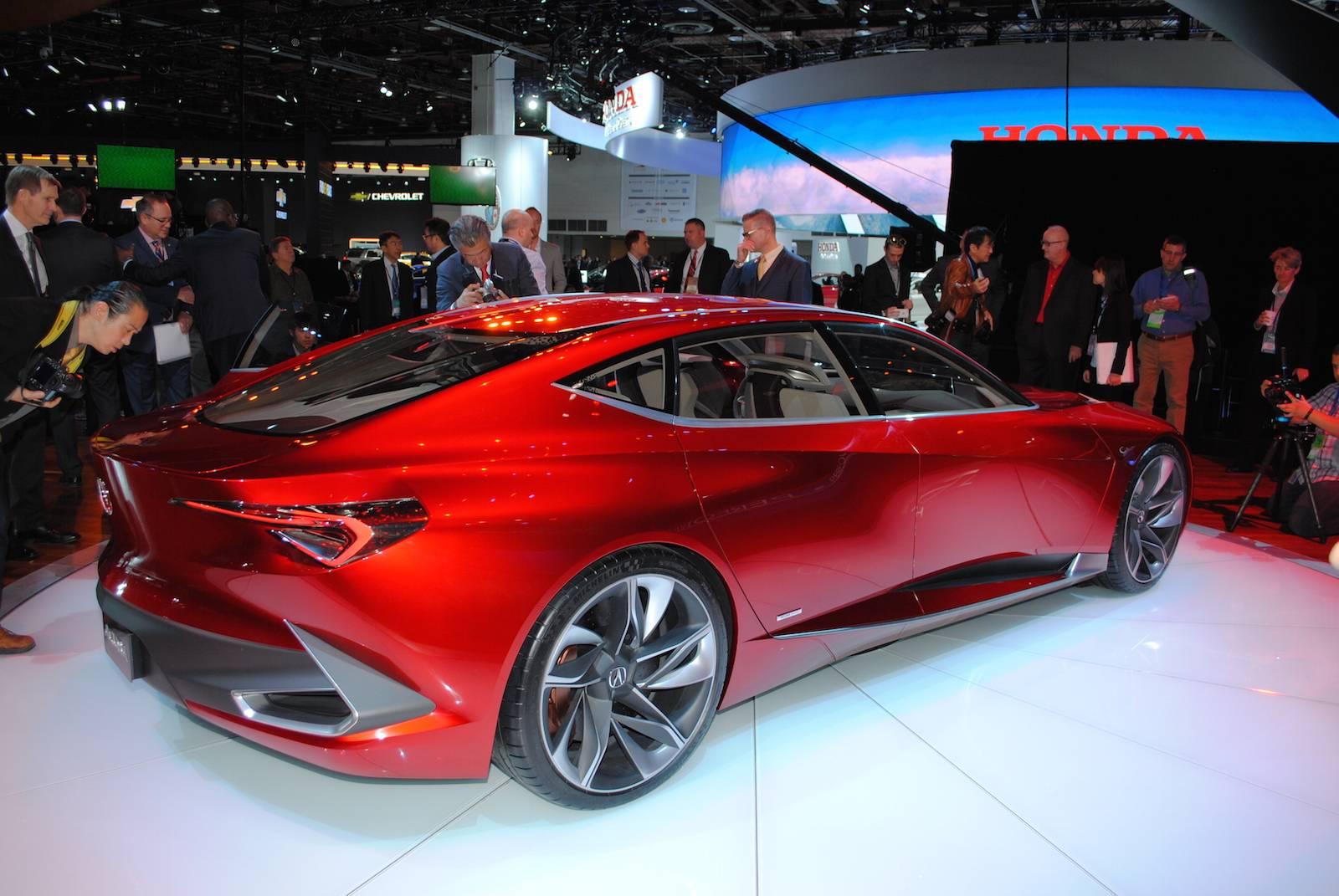new Acura