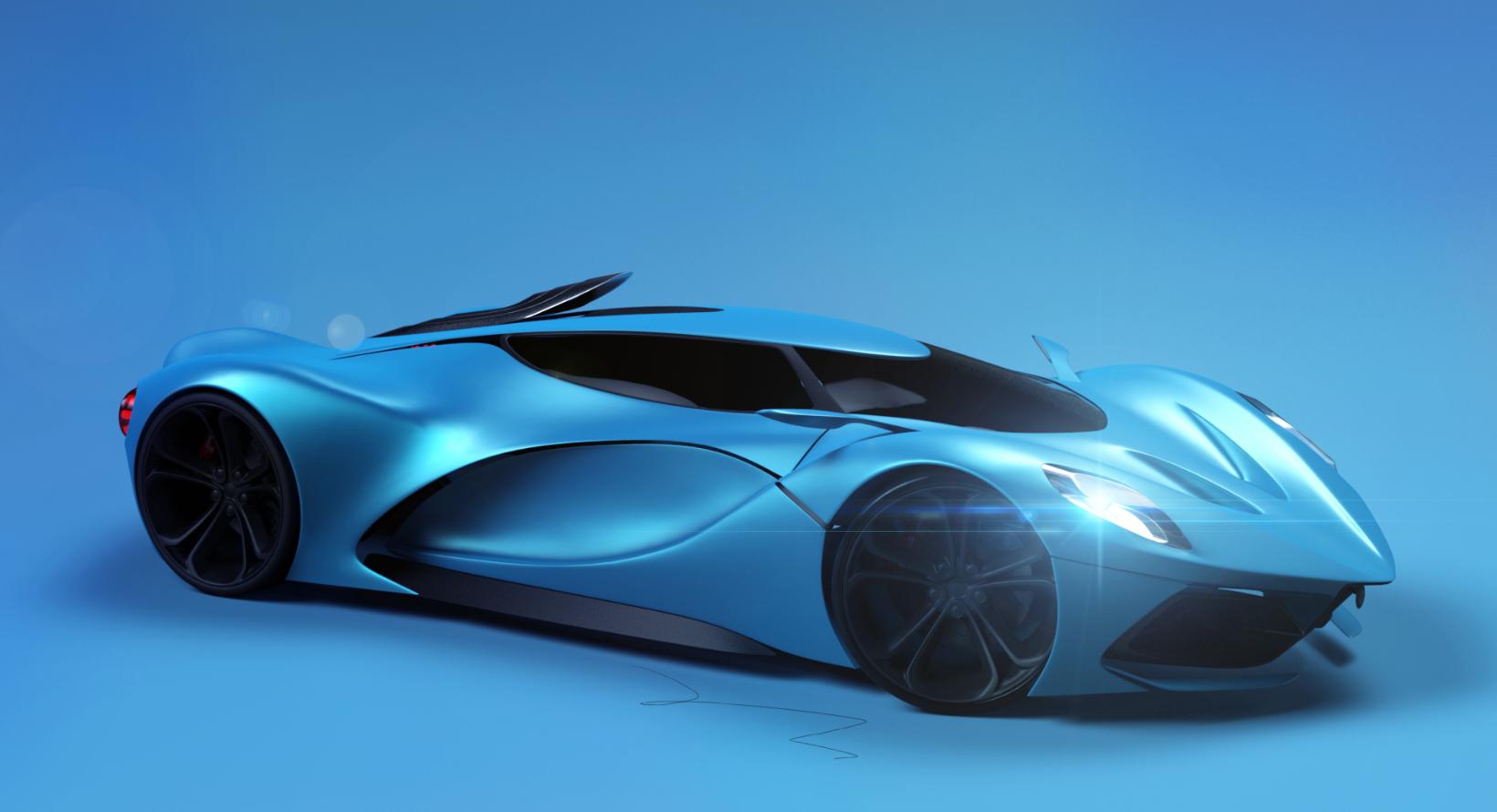 How To Pronounce Koenigsegg >> Aston Martin Valkyrie concept finally revealed